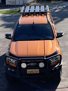 2018 Ford Ranger Wildtrak 3.2 (4x4) 6 Sp Automatic Dual Cab P/up