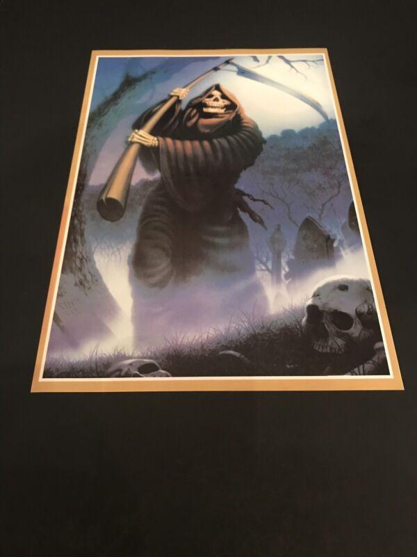 Santa Muerte Poster # 7/ Poster De La Santa Muerte # 7