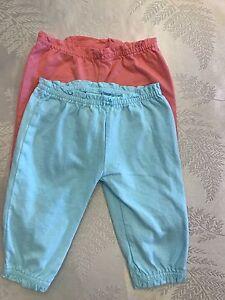 Baby girl 3 month pants