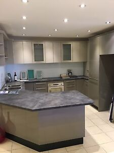 Brand new Ex Display showroom Kitchen MUST SELL Prestons Liverpool Area Preview