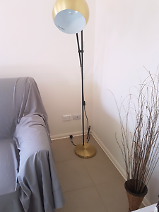 Chrome Floor Lamp Point Cook Wyndham Area Preview