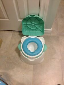 3 in one potty