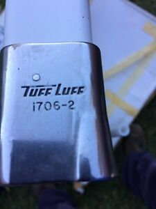 tuff luff kit 59' extrusion size 6 luff tape Merewether Newcastle Area Preview