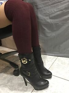 MICHAEL KORS bootees/ Size 6