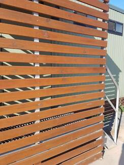 Sales! Pre-Oiled Treated Pine Timber Decking Screening $2.89l/m