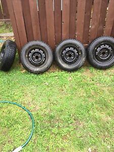 Hankook Winter Tires!!!!