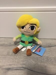 Zelda link plush. Brand new with tag