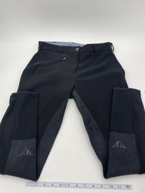 Riding sport Breeches, Size 28 Black Small