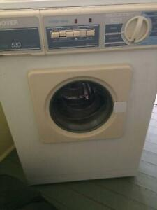 Front loader washing machine