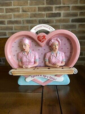 Great Collectors item-I Love Lucy Cookie Jar-No dings or cracks.
