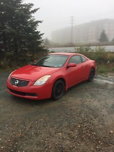 2008 Nissan Altima Coupe 2.5s