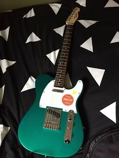 Squire Telecaster + Fender Champ Amp [NEW: Purchased October '17]