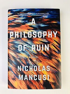 A Philosophy of Ruin: A Novel (A TIME Magazine Best Book of (Best Suspense Thrillers Of 2019)