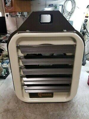 Qmark 3kw Electric Unit Heater 480 Vac 3 Phase 16 X 14 X 7 12 Muh0341