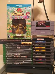 Games for trade or sale!!