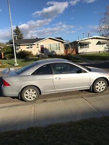 honda civic 2 doors 2003 model