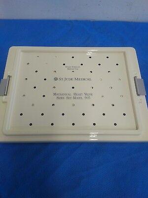St. Jude Medical Mechanical Heart Valve Sizer Set Model 905