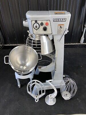 Hobart 30 Qt Mixer Quart 30qt Dough Bowl Guard Mixer Pizza Bakery Bread 20 60 80