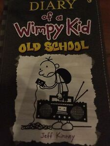 Diary of a wimpy kid old school Eumundi Noosa Area Preview