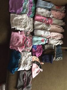 0-3 mth girls clothing