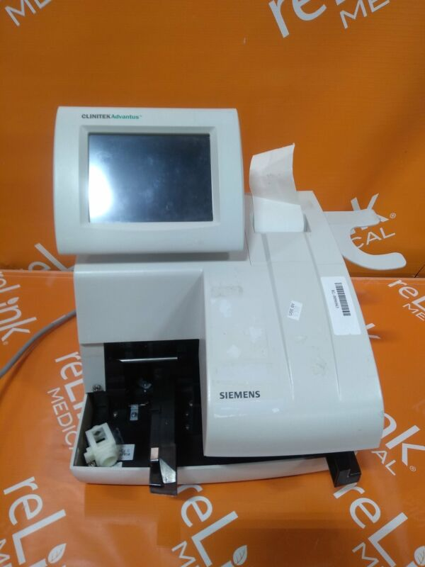 Siemens Medical Clinitek Advantus Analyzer