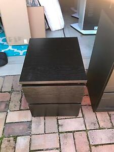 Bedside table Stanhope Gardens Blacktown Area Preview