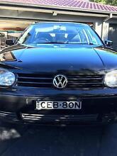 2002 Volkswagen Golf Hatchback Newcastle Newcastle Area Preview