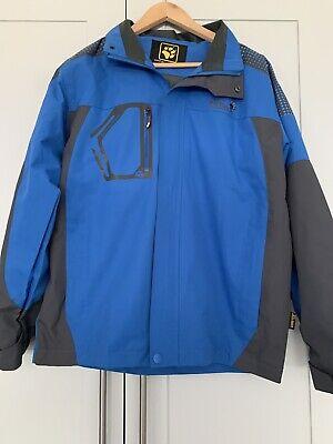 Jack Wolfskin Gortex Jacket Men Waterproof Breathable Size L/XL Chest 46 BNWOT