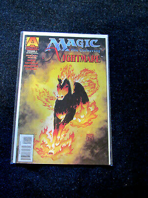 Magic The Gathering Nightmare #1 Special Issue