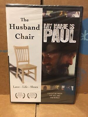 My Name Is Paul The Husband Chair Dvd Brand New Sealed