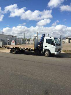 4.5 tonne Crane Truck Currajong Townsville City Preview