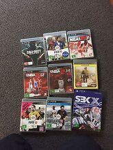 PS3 games not ps4 Xbox pc black ops nba Northcote Darebin Area Preview
