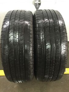 2 tires / 2 pneus P 235 60 R17 Michelin Primacy MXV4