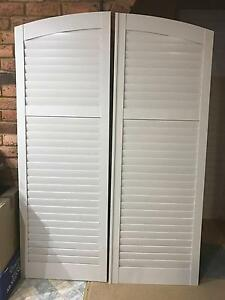 Shutter Panels / Plantation Shutters Gosford Gosford Area Preview