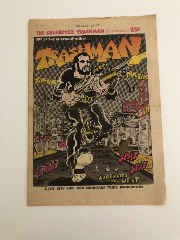 Collected Trashman #1
