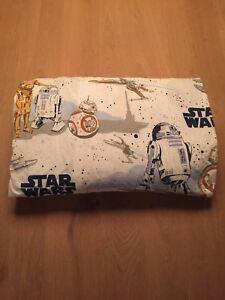 Pottery Barn kids Star Wars sheet - Drap set