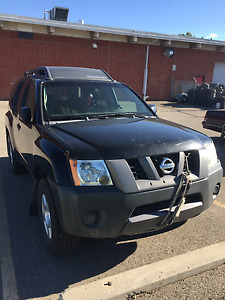 2005 Nissan Xterra Small SUV (buy or trade)