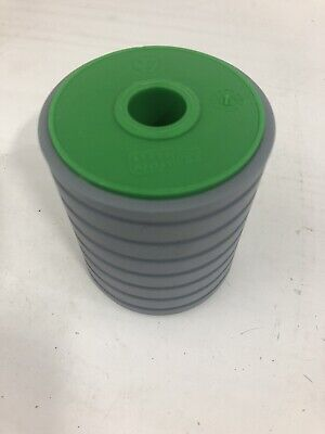 Lot Of 4 New System Plast 121952rn Solus Rubber Coated Return Conveyor Rollers