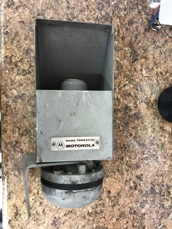 New Motorola TDN6253A 100 Watt Siren Speaker Loud!