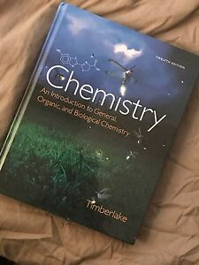 Chemistry text book ( never been used )