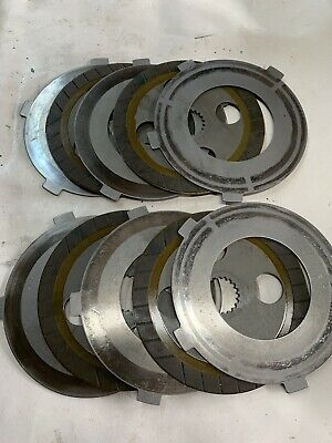 John Deere Gator 6 X 4 4 X 2 Brake Disc Set Used 1119