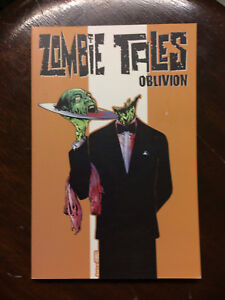 Zombie Tales: Oblivion Graphic Novel