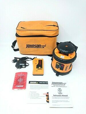Johnson Level 40-6515 - Self-leveling Rotary Laser