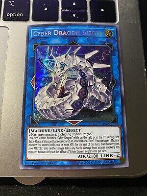 Yugioh Secret 1st Cyber Dragon Sieger MP19-EN108