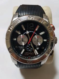 Mens esprit chronograph watch