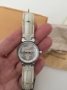 Genuine Louis Vuitton women's watch Mount Ousley Wollongong Area Preview