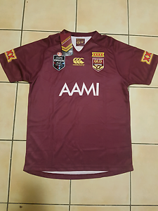 Queensland State of Origin Jersey - Large Springfield Lakes Ipswich City Preview