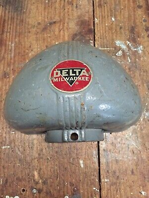 Delta Milwaukee Drill Press Cover Spindle Gray Pulley Cover Machine Press