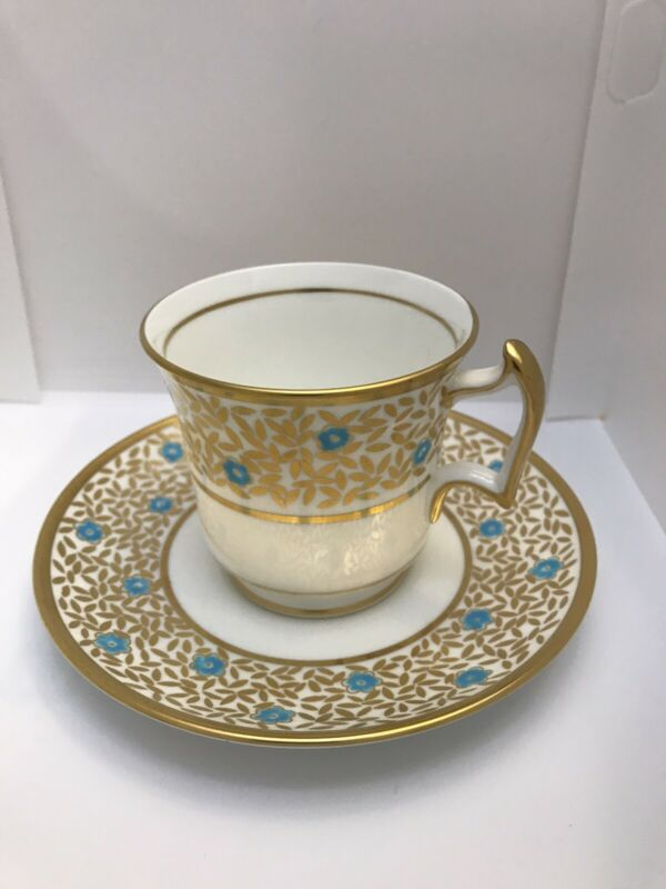 Royal Chelsea English Bone China Cup Saucer