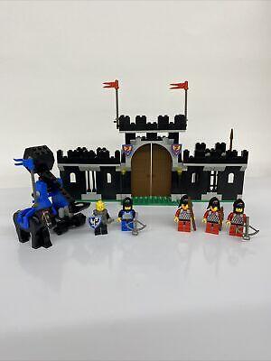 LEGO Vintage Castle Set Black Knights Stronghold (6059)